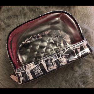 Victoria's Secret Super Model Trios Makeup Bags